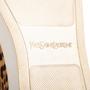 Authentic Second Hand Yves Saint Laurent Leopard Print Calf Hair Sneakers (PSS-617-00054) - Thumbnail 6