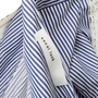 Authentic Second Hand Sacai Luck Sheer Pinstriped Romper (PSS-A55-00012) - Thumbnail 2