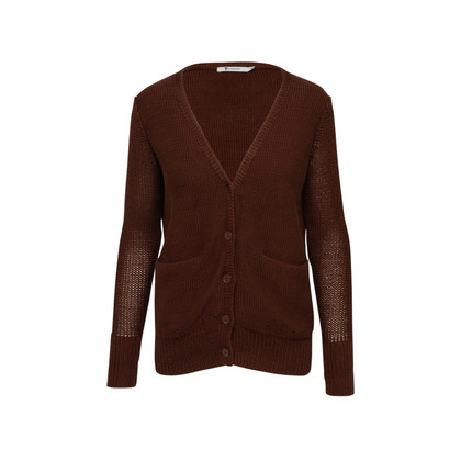 Authentic Second Hand T by Alexander Wang Yam Cardigan (PSS-340-01646)