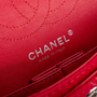 Authentic Second Hand Chanel Quilted Jersey Reissue Flap Bag (PSS-340-01649) - Thumbnail 5
