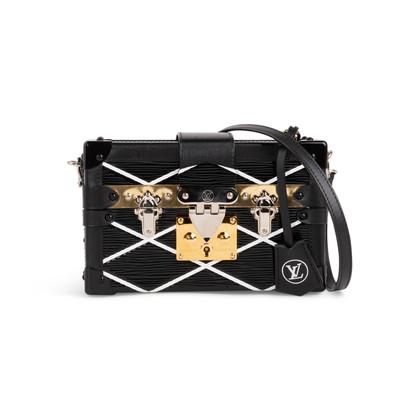 Authentic Second Hand Louis Vuitton Petite-Malle Epi Malletage  (PSS-034-00082)