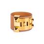 Authentic Second Hand Hermès Barenia Collier de Chien (PSS-034-00084) - Thumbnail 2