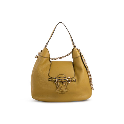 Authentic Second Hand Gucci Emily Hobo Bag (PSS-A86-00003)