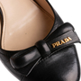 Authentic Second Hand Prada Round Toe Pumps (PSS-A86-00006) - Thumbnail 7