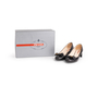 Authentic Second Hand Prada Round Toe Pumps (PSS-A86-00006) - Thumbnail 8