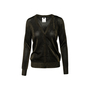 Authentic Second Hand Gucci Sparkly Logo Cardigan (PSS-990-00705) - Thumbnail 0