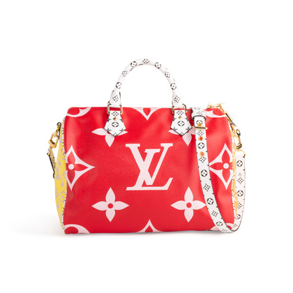 Authentic Second Hand Louis Vuitton Speedy Bandouliere 30 (PSS-247-00215)