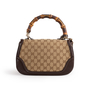 Authentic Second Hand Gucci Medium Bamboo Handle Bag (PSS-247-00217) - Thumbnail 2