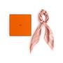 Authentic Second Hand Hermès Etude Pour Une Parure De Gala Scarf 90 (PSS-247-00220) - Thumbnail 5