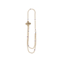 Authentic Second Hand Chanel Brooch Long Necklace (PSS-017-00026) - Thumbnail 3