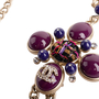 Authentic Second Hand Chanel Brooch Long Necklace (PSS-017-00026) - Thumbnail 4
