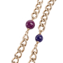 Authentic Second Hand Chanel Brooch Long Necklace (PSS-017-00026) - Thumbnail 6
