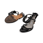 Authentic Second Hand Camilla Skovgaard Cut Out Sandals (PSS-859-00090) - Thumbnail 4