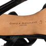 Authentic Second Hand Camilla Skovgaard Cut Out Sandals (PSS-859-00090) - Thumbnail 6