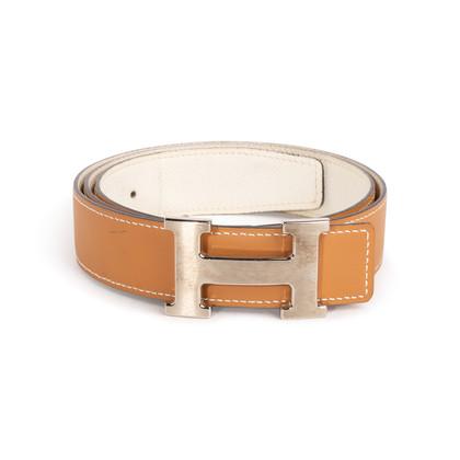 Authentic Second Hand Hermès H Reversible Belt Kit 32mm (PSS-859-00109)