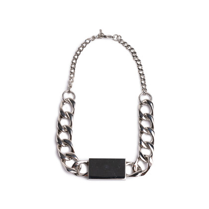 Authentic Second Hand Nicholas Chain Link Necklace (PSS-859-00114)