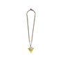Authentic Second Hand Lulu Frost Demeter Triangle Necklace (PSS-859-00116) - Thumbnail 1