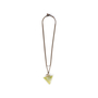 Authentic Second Hand Lulu Frost Demeter Triangle Necklace (PSS-859-00116) - Thumbnail 2