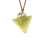 Authentic Second Hand Lulu Frost Demeter Triangle Necklace (PSS-859-00116) - Thumbnail 3