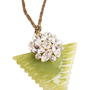 Authentic Second Hand Lulu Frost Demeter Triangle Necklace (PSS-859-00116) - Thumbnail 6