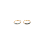 Authentic Second Hand Astley Clarke Linia Blue Topaz Earrings (PSS-859-00121) - Thumbnail 0