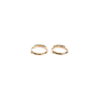Authentic Second Hand Astley Clarke Linia Blue Topaz Earrings (PSS-859-00121) - Thumbnail 2