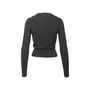 Authentic Second Hand Chanel Button Jumper (PSS-789-00049) - Thumbnail 1