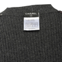 Authentic Second Hand Chanel Button Jumper (PSS-789-00049) - Thumbnail 3
