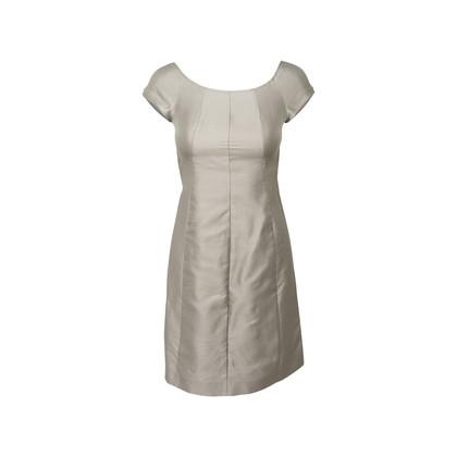 Authentic Second Hand Armani Collezioni Boatneck Dress (PSS-789-00069)