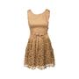Authentic Second Hand Robert Rodriguez Eyelet Hem Dress (PSS-789-00077) - Thumbnail 0