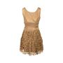 Authentic Second Hand Robert Rodriguez Eyelet Hem Dress (PSS-789-00077) - Thumbnail 1
