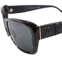 Authentic Second Hand Chanel Quilted Sunglasses (PSS-789-00023) - Thumbnail 7