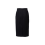 Authentic Second Hand Hermès Wool Midi Skirt (PSS-789-00041) - Thumbnail 1