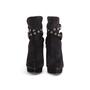 Authentic Second Hand Saint Laurent Buckled Otterproof Light Boots (PSS-789-00044) - Thumbnail 0