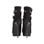 Authentic Second Hand Saint Laurent Buckled Otterproof Light Boots (PSS-789-00044) - Thumbnail 2