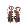 Authentic Second Hand Saint Laurent Tribute Lips Sandals (PSS-048-00191) - Thumbnail 2