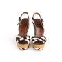 Authentic Second Hand Christian Louboutin Almeria 120 Wedge Sandals (PSS-048-00193) - Thumbnail 0