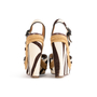 Authentic Second Hand Christian Louboutin Almeria 120 Wedge Sandals (PSS-048-00193) - Thumbnail 2