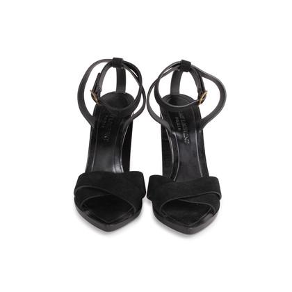 Authentic Second Hand Saint Laurent Tanger 105 Sandals (PSS-048-00201)