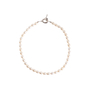 Authentic Second Hand Tiffany & Co Open Heart Pearl Necklace (PSS-A46-00022) - Thumbnail 0