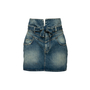 Authentic Second Hand The Attico Virgi Denim Mini Skirt (PSS-048-00198) - Thumbnail 0
