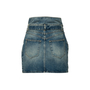Authentic Second Hand The Attico Virgi Denim Mini Skirt (PSS-048-00198) - Thumbnail 1