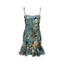 Authentic Second Hand Nicholas Arielle Floral Dress (PSS-048-00214) - Thumbnail 1
