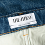 Authentic Second Hand The Attico Virgi Denim Mini Skirt (PSS-048-00198) - Thumbnail 2