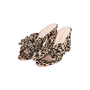Authentic Second Hand Loeffler Randall Leopard Penny Knot Mules (PSS-886-00024) - Thumbnail 3