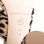 Authentic Second Hand Loeffler Randall Leopard Penny Knot Mules (PSS-886-00024) - Thumbnail 6