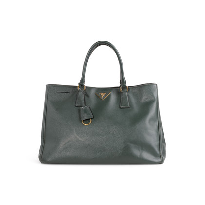 Authentic Second Hand Prada Saffiano Lux Tote Bag (PSS-886-00025)