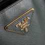 Authentic Second Hand Prada Saffiano Lux Tote Bag (PSS-886-00025) - Thumbnail 6