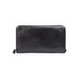 Authentic Second Hand Prada Saffiano Zip Around Wallet (PSS-332-00052) - Thumbnail 0