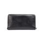 Authentic Second Hand Prada Saffiano Zip Around Wallet (PSS-332-00052) - Thumbnail 2